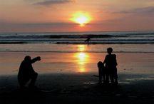 Beaches & Sunsets