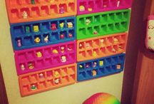 Kids Collection Displays