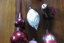 Cristmas balls / everything around Cristmas