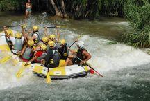 RAFTING CIEZA-BLANCA. / Un día innolvidable, recorriendo más de 12kms por el río Segura a su paso por Cieza y Blanca.