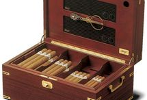 Humidors / by Corona Cigar Co.