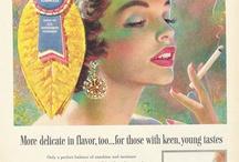{ Vintage Advertisements }