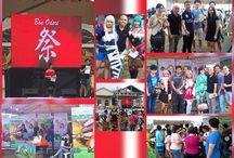Amonsagana joins the Japanese community in the celebration of Bon Odori Festival 2016.