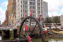 Rotterdam oude haven / Oude haven Rotterdam