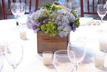 Shabby Chic Seaglass-colored Wedding / by Winsor Event Studio