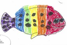 Aquarium Coloring Contest / Like the image to vote on which one of your fish is your favorite!