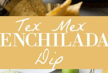 Food Bloggers' Dip Recipes