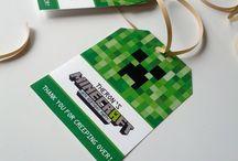 Minecraft ideetjes