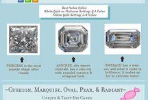 Piedras preciosas - Gemstones / Piedras preciosas o semipreciosas - Gemstones