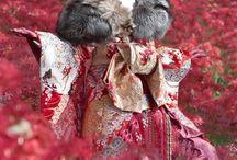 Fantasy Japanese Costumes