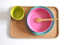 Dishes for Kids / BPA-free, safe dishes for feeding your little one / by inhabitots