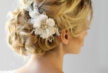 Bryllup hår