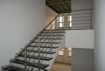 barierka - schody