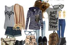 Clothes ideas from books, movies, anime, tv shows, an etc. / by Dragon Star