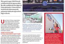 Haberlerimiz / Basında Uzay Kampı