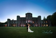 Fasque Castle Wedding Photography / Wedding photography at Fasque Castle in North East Scotland
