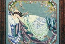 Sleeping beauty Nora corbett