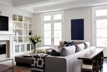 Home: Living Rooms / Couches, color palettes, and cozy spaces / by Camden Watts