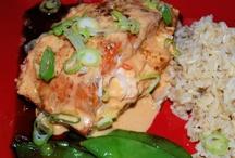 Sea-food Recipes / by Angela Burr