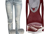 Laid Back Style / Stuff to wear that's cool without trying too hard.