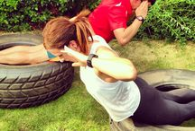 Tire Workout Moves