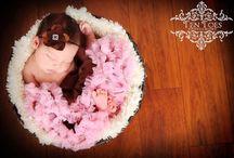 newborn photography ideas / by Lisa Lyne Blevins