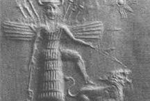Art and Beauty of Mesopotamia / The good, the bad and the ugly form the cradle of mankind, love, Iman