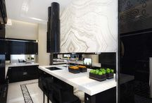 Black kitchens / Black kitchen design ideas and inspiration