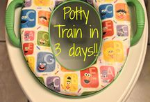 POTTY TRAINING / by Randi Van Doren