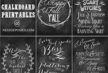 Printables / by Alison Meyer