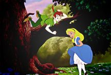 Alice x Peter Pan