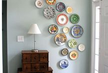 Plates on a Wall