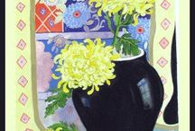 Art - Flowers in vases SA Fantasy Flowers