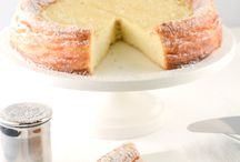 cheese cakes and tarts