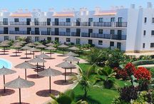 Dunas Beach Resort, Cape Verde / One of the great vacation destinations Cape Verde is in the top 10 tourist destinations of the world
