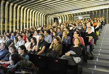 Film&Cook Madrid 2013 / Festival de cine Film&Cook 2013. Con tres ediciones en Barcelona estas son las imágenes de su primera edición en la capital de España.