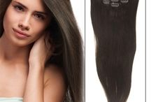 Clip In Hair Extensions / by Uniwigs