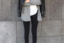 Mono tone outfit