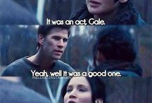 The hunger games❤️