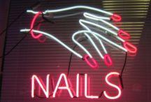 nails / by Pamela Sanchez