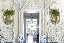 Welcome Home: Foyers, Entryways & Stairs / Nothing welcomes you home like a statement-making foyer and a stunning staircase.