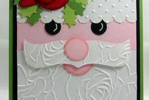 I love Santa ! / Santa Crafts, Cards and more