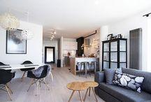 Woonkamer / Onze nieuwe woonkamer & keuken