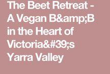 Vegan Accommodation Australia