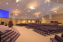 Worship Space Concepts