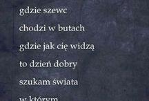 Teksty cytaty wiersze...
