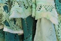 pletení, háčk