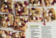 December 2017 Recipes
