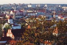Lithuania and Latvia, Baltic States / Iris Hami's Jewish Heritage Excursion / by Gil Travel