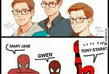 Superheroes [Marvel/DC]